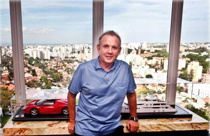 Empresário Alexandre Grendene - Foto: Emmanuel Denaui / divulgação